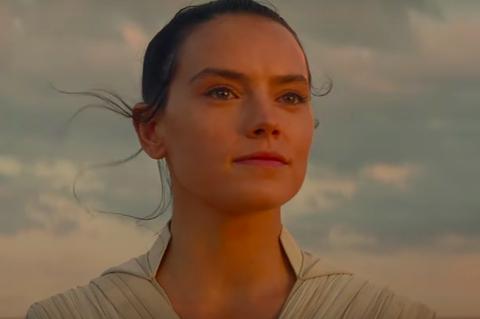 Star Wars The Rise of Skywalker, Rey