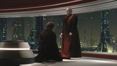 star wars, anakin, darth sidious