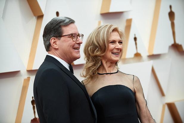 David Rubin Dawn Hudson Academy Awards