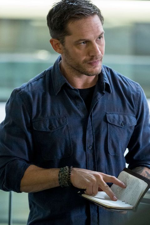 Tom Hardy, Venom, Film Still
