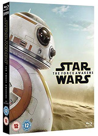 Star Wars: The Force Awakens [Blu-ray] [2015] [Region Free]