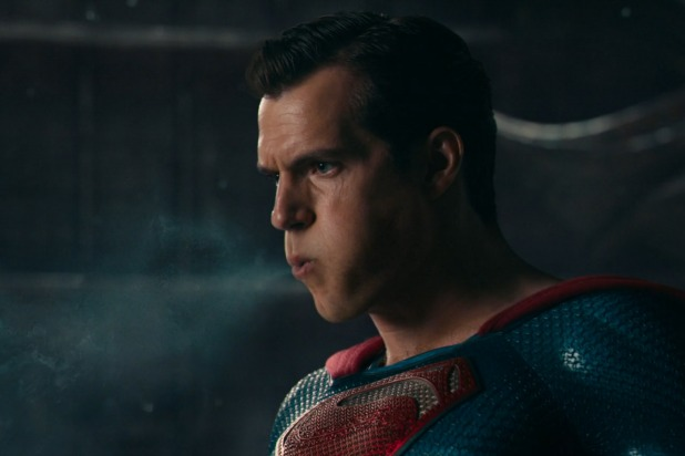 superman's cgi mouth henry cavill justice league 7