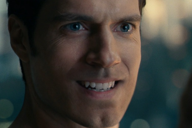 superman's cgi mouth henry cavill justice league 2
