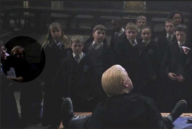 Harry Potter cameraman