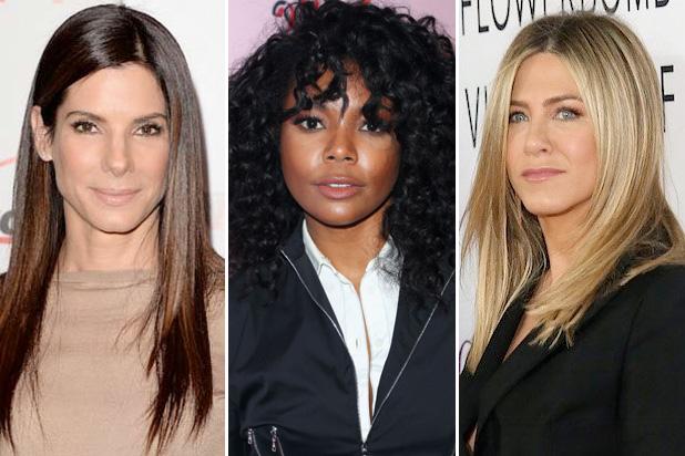 actresses over 40 bullock union aniston
