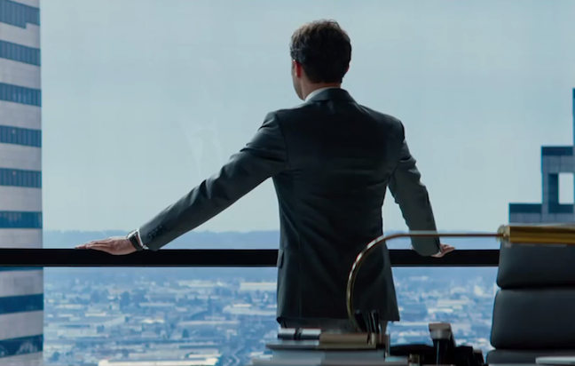 Fifty Shades of Grey Office
