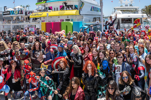 San Diego Comic Con Wondercon