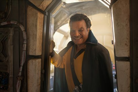 star wars the rise of skywalker, billy dee williams