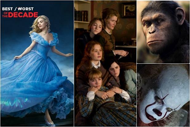 Best Remakes Decade 2010s