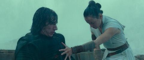 rey force heals ben solo in star wars the rise of skywalker