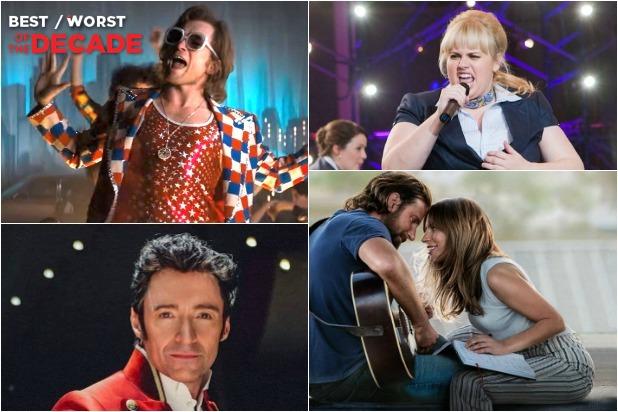 Best Musicals Decade 2010s