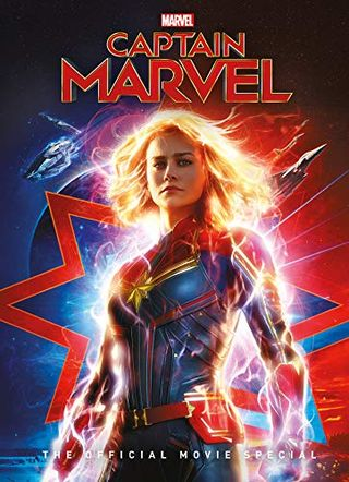 Captain Marvel: The Official Movie Special