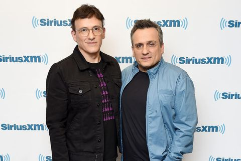 anthony russo and joe russo at siriusxm