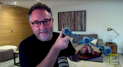 colin trevorrow star wars ship