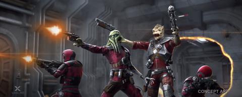 star wars tales from the galaxy's edge, guavian death gang, tara rashin