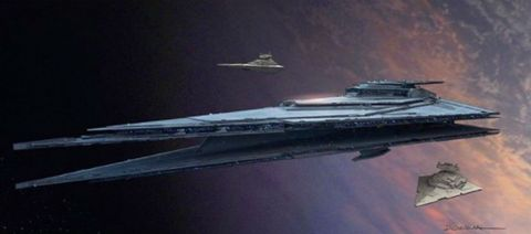 star wars the rise of skywalker star destroyer design