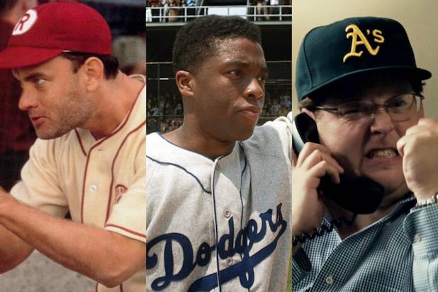 Highest Grossing Baseball Movies