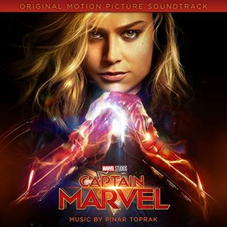 Captain Marvel (Original Motion Picture Soundtrack) by Pinar Toprak