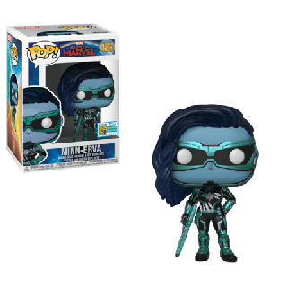 SDCC 2019 EXC - Captain Marvel: Minn-Erva Pop! Vinyl Figure