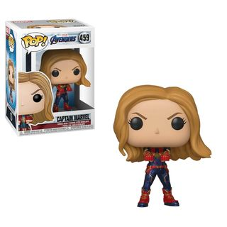 Avengers Endgame: Captain Marvel Pop! Vinyl Figure