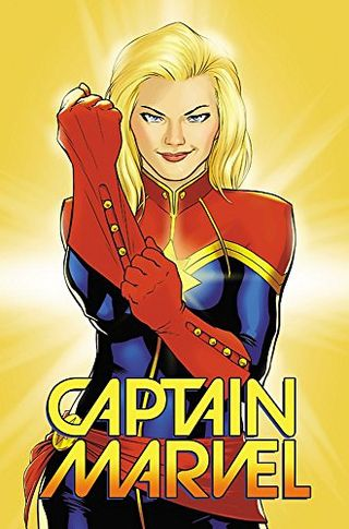 Captain Marvel Volume 1 by Kelly Sue DeConnick