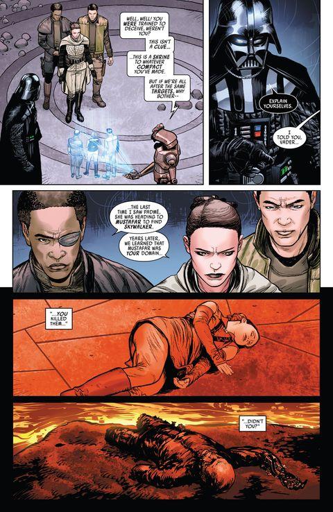 star wars darth vader issue 3