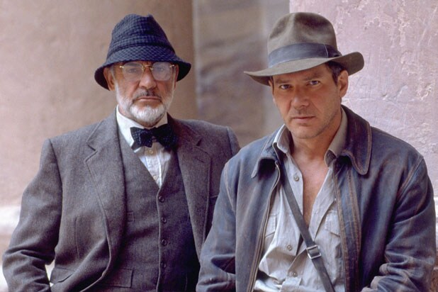 indiana jones and the last crusade sean connery harrison ford