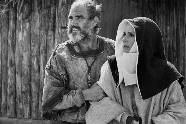 Robin and marian sean connery
