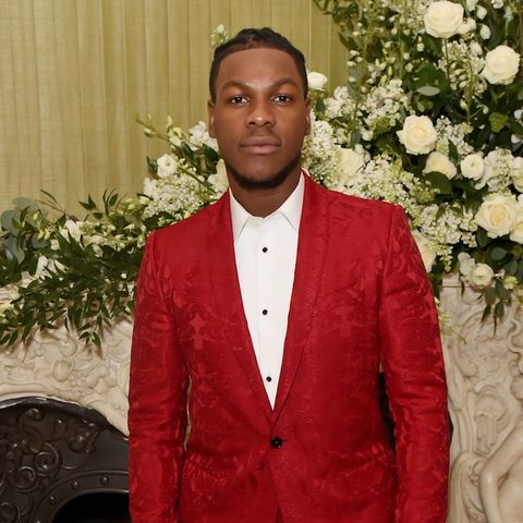 john boyega attends the british vogue and tiffany  co fashion and film party at annabel's on february 2, 2020 in london, england