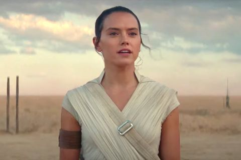 star wars, the rise of skywalker lucasfilm