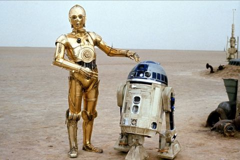 c 3po and r2 d2 star wars