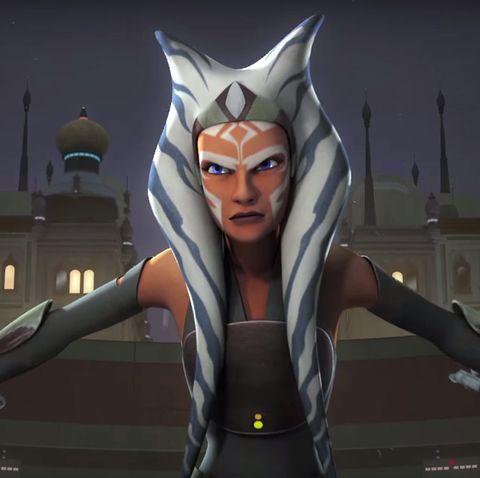 ahsoka, star wars rebels