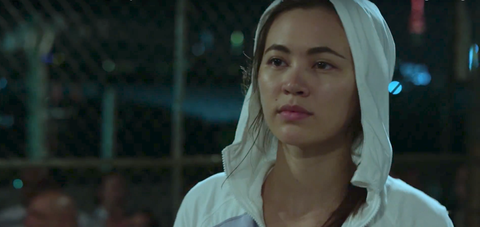 colleen wing in new marvel's iron fist