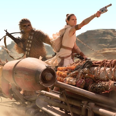 still from star wars   the rise of skywalker