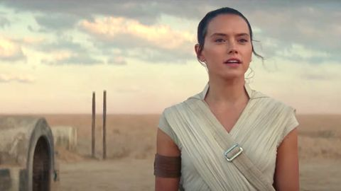 star wars, the rise of skywalker lucasfilm
