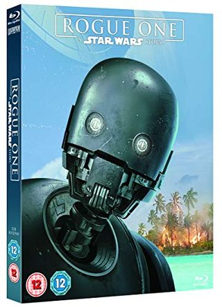 Rogue One: A Star Wars Story [Blu-ray]  [2017] [Region Free]