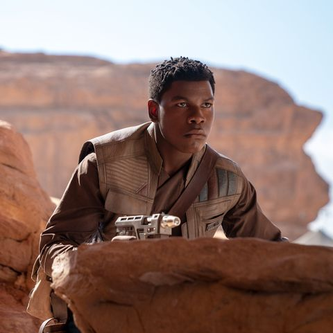 john boyega as finn, star wars the rise of skywalker