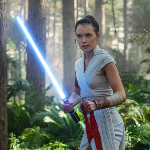 star wars the rise of skywalker, daisy ridley as rey