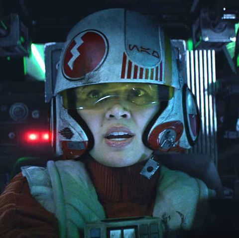 jessica henwick as jess pava in star wars the force awakens