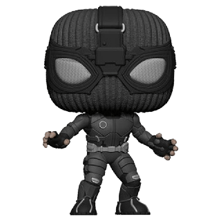 Spider-Man Far From Home Spider-Man Stealth Suit Pop! Vinyl Figure