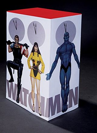 Watchmen Collectors Edition Box Set
