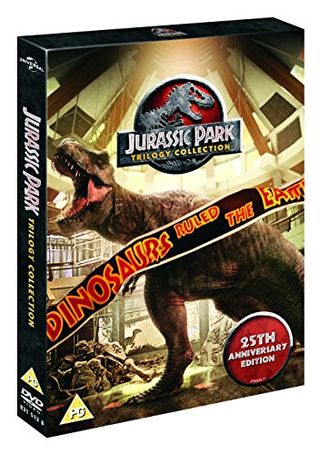 Jurassic Park Trilogy: 25th Anniversary Edition
