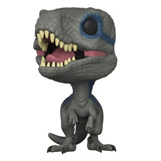 Jurassic World 2: Blue (New Pose) Pop! Vinyl Figure