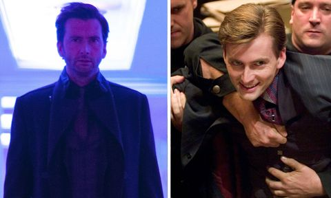 david tennant   kilgrave in jessica jones and barty crouch jr in goblet of fire