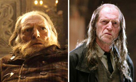 david bradley   tower keeper in captain america the first avenger  argus filch in harry potter and the prisoner of azkaban