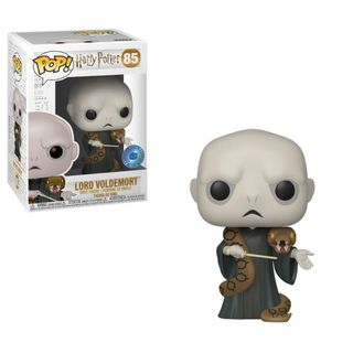 Harry Potter: Voldemort with Nagini Pop! Vinyl Figure