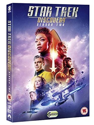 Star Trek Discovery Season 2 [DVD] [2019]