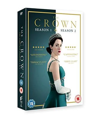 The Crown - Seasons 1 & 2
