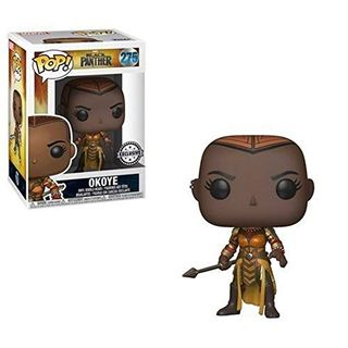 Funko Pop! Marvel: Black Panther Okoye (Limited Exclusive Edition)