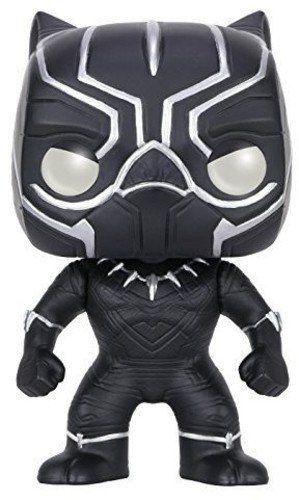 Funko Pop! Marvel: Captain America: Civil War - Black Panther